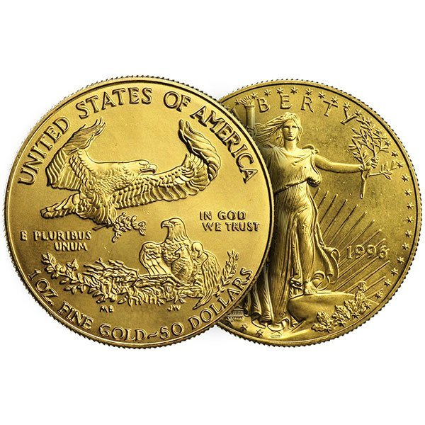 Buy Gold American Eagle Coins