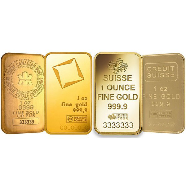 Buy Gold Bars in Panama